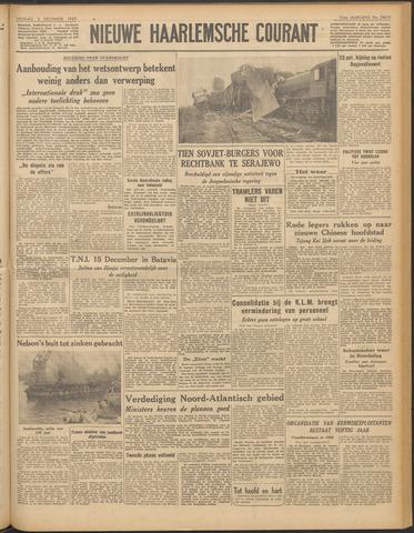 Nieuwe Haarlemsche Courant 1949-12-02