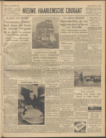 Nieuwe Haarlemsche Courant 1957-09-23