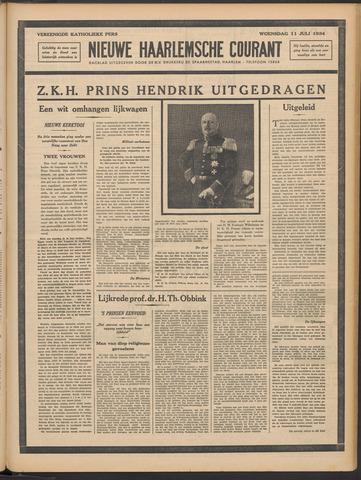 Nieuwe Haarlemsche Courant 1934-07-11