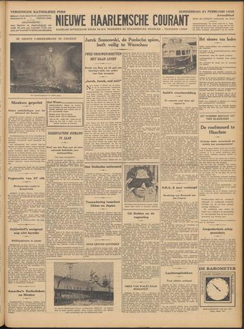 Nieuwe Haarlemsche Courant 1935-02-21