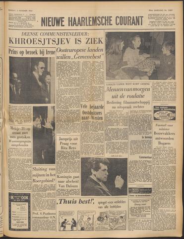Nieuwe Haarlemsche Courant 1964-11-03