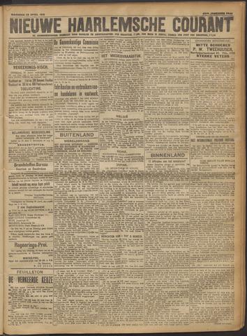 Nieuwe Haarlemsche Courant 1918-04-29