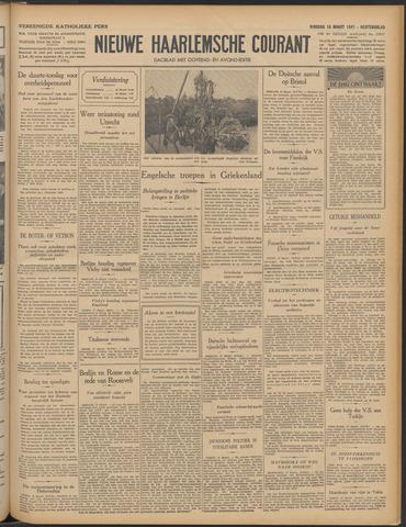 Nieuwe Haarlemsche Courant 1941-03-18