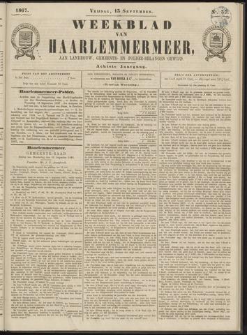 Weekblad van Haarlemmermeer 1867-09-13