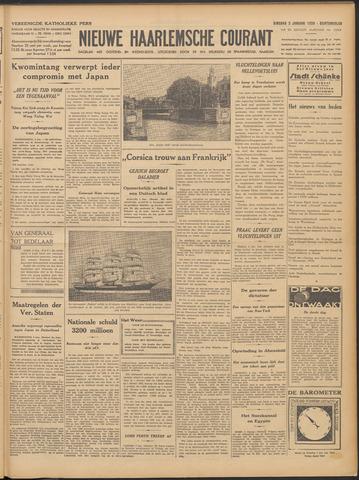 Nieuwe Haarlemsche Courant 1939-01-03