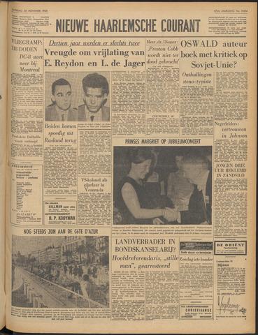 Nieuwe Haarlemsche Courant 1963-11-30