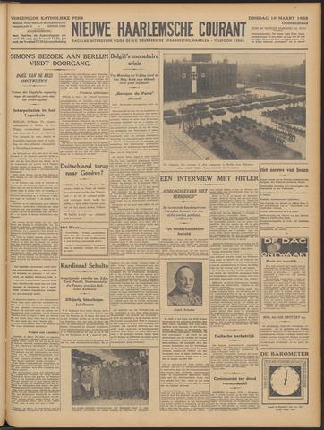 Nieuwe Haarlemsche Courant 1935-03-19