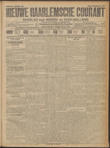 Nieuwe Haarlemsche Courant 1911-03-07