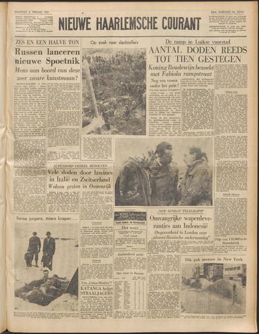 Nieuwe Haarlemsche Courant 1961-02-06