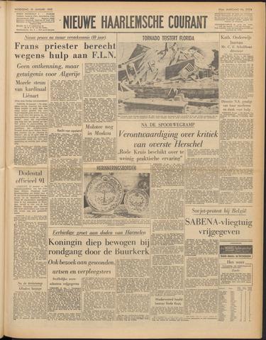 Nieuwe Haarlemsche Courant 1962-01-10