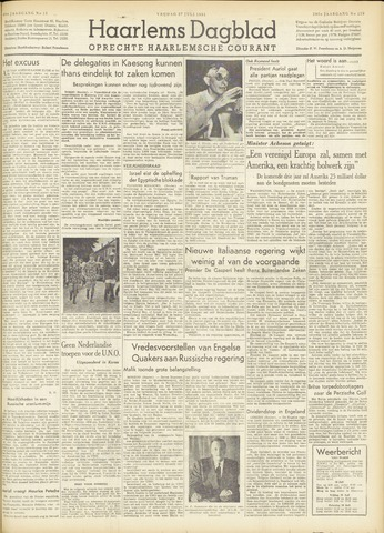 Haarlem's Dagblad 1951-07-27