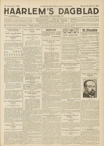 Haarlem's Dagblad 1935-09-23
