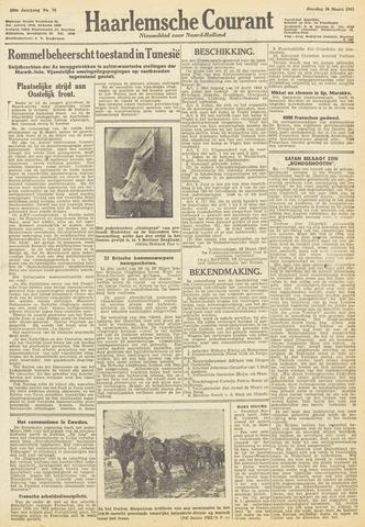 Haarlemsche Courant 1943-03-30