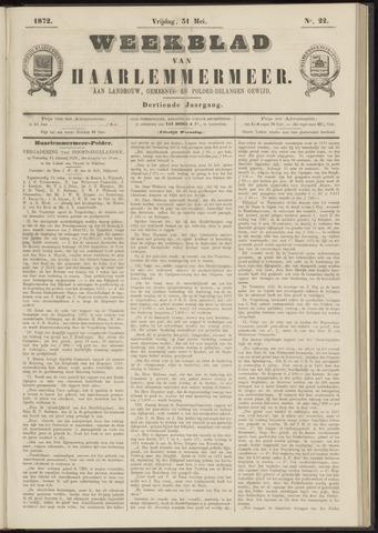 Weekblad van Haarlemmermeer 1872-05-31