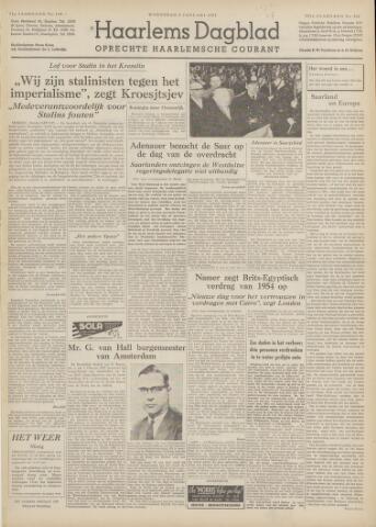 Haarlem's Dagblad 1957