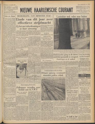 Nieuwe Haarlemsche Courant 1954-03-10
