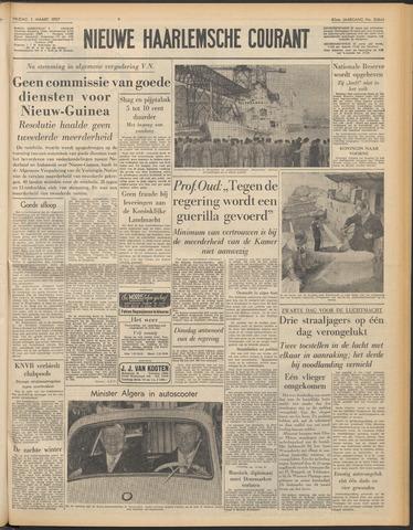 Nieuwe Haarlemsche Courant 1957-03-01