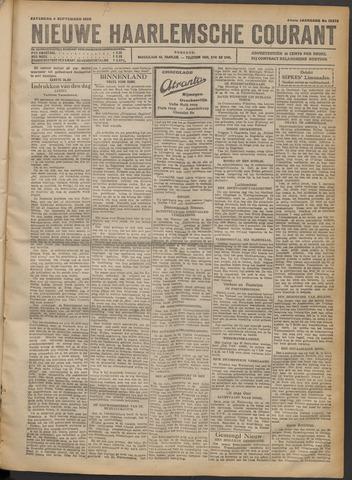 Nieuwe Haarlemsche Courant 1920-09-04