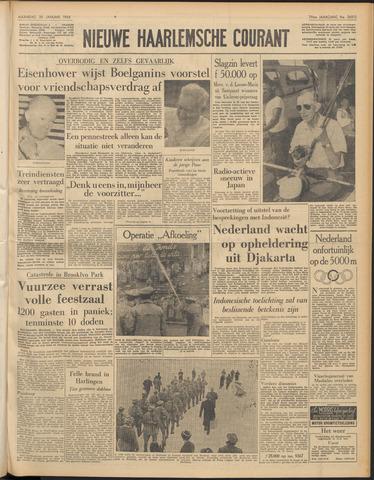 Nieuwe Haarlemsche Courant 1956-01-30