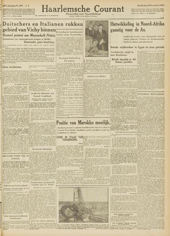 Haarlemsche Courant 1942-11-12