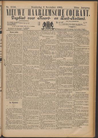 Nieuwe Haarlemsche Courant 1905-11-09