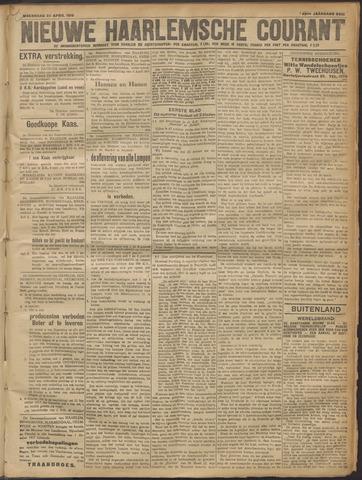 Nieuwe Haarlemsche Courant 1918-04-24