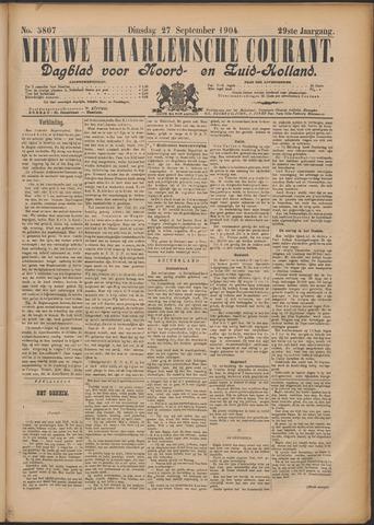 Nieuwe Haarlemsche Courant 1904-09-27