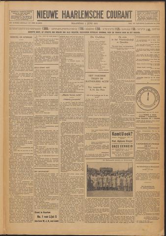 Nieuwe Haarlemsche Courant 1931-06-01