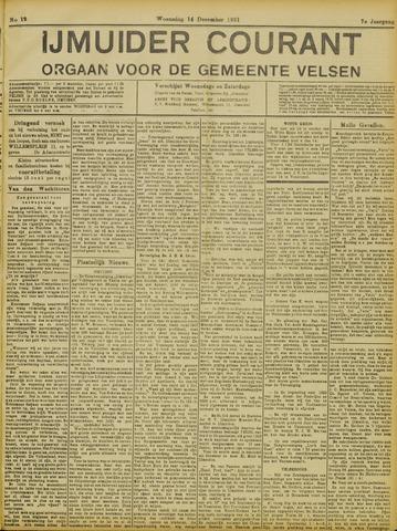 IJmuider Courant 1921-12-14