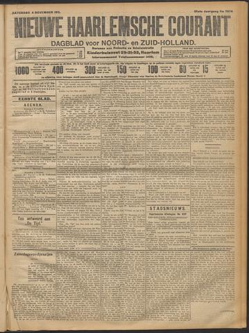 Nieuwe Haarlemsche Courant 1911-11-04