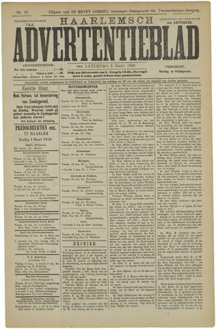 Haarlemsch Advertentieblad 1900-03-03