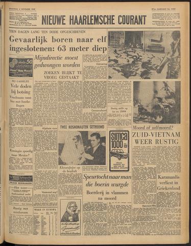 Nieuwe Haarlemsche Courant 1963-11-04