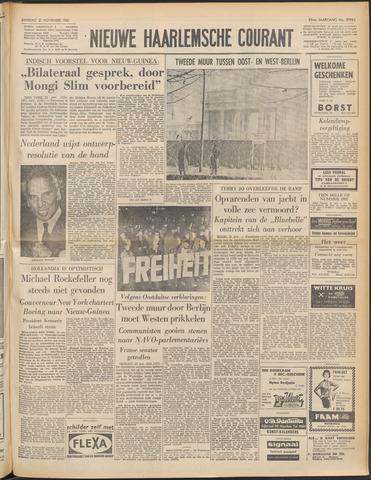 Nieuwe Haarlemsche Courant 1961-11-21