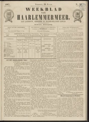 Weekblad van Haarlemmermeer 1867-07-26