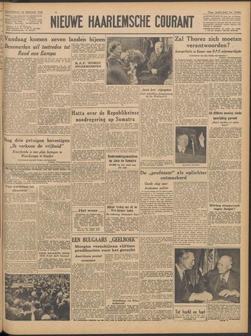 Nieuwe Haarlemsche Courant 1949-02-24