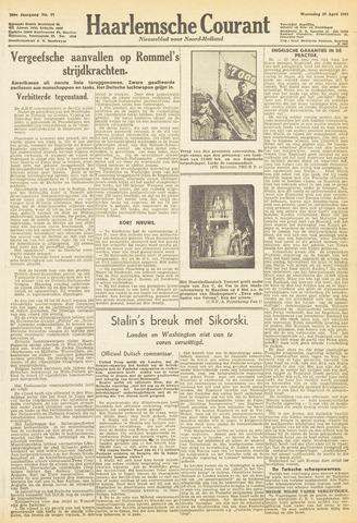 Haarlemsche Courant 1943-04-28