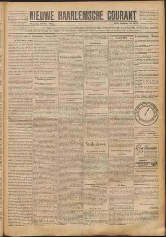 Nieuwe Haarlemsche Courant 1927-11-16