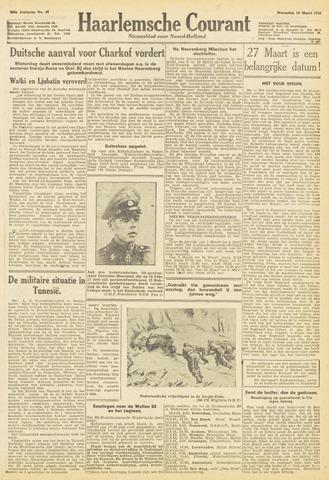 Haarlemsche Courant 1943-03-10