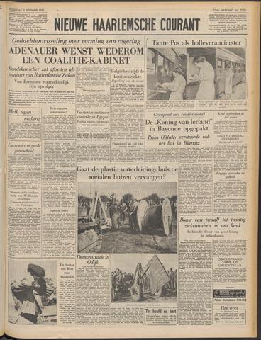 Nieuwe Haarlemsche Courant 1953-09-09