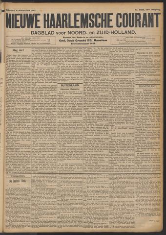 Nieuwe Haarlemsche Courant 1907-08-06