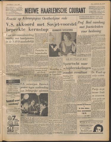 Nieuwe Haarlemsche Courant 1963-07-04