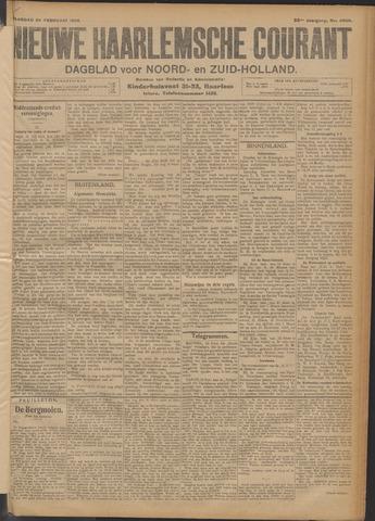 Nieuwe Haarlemsche Courant 1908-02-24