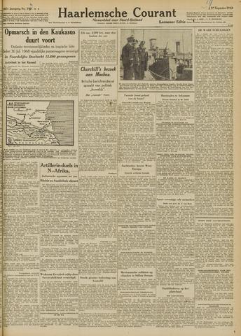Haarlemsche Courant 1942-08-19