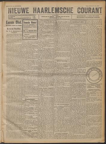 Nieuwe Haarlemsche Courant 1921-11-23