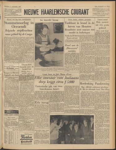 Nieuwe Haarlemsche Courant 1959-11-09