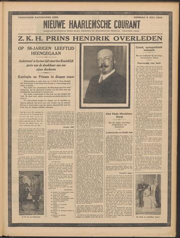 Nieuwe Haarlemsche Courant 1934-07-03