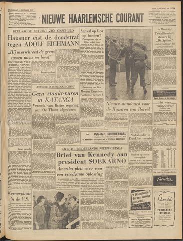 Nieuwe Haarlemsche Courant 1961-12-14
