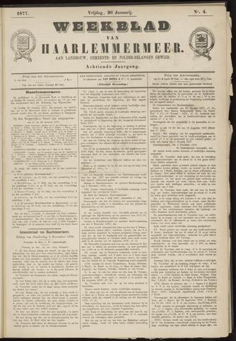 Weekblad van Haarlemmermeer 1877-01-26