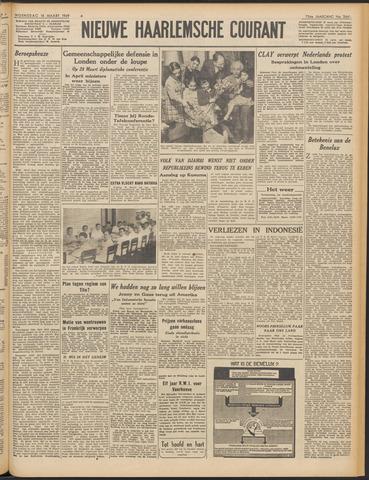 Nieuwe Haarlemsche Courant 1949-03-16