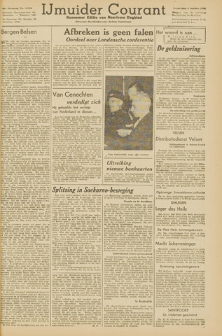 IJmuider Courant 1945-10-04
